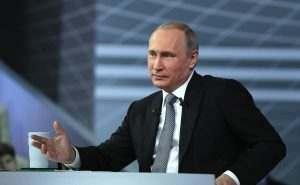 Путин пообщается с журналистами 19 декабря