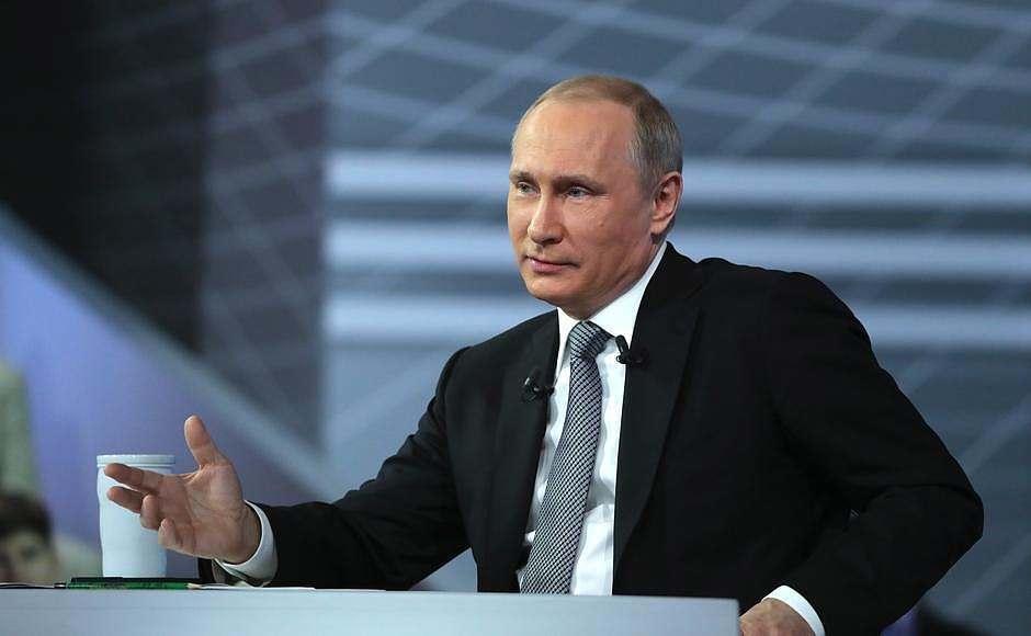 Владимир Путин объяснил, зачем забирают «нефтяные» налоги
