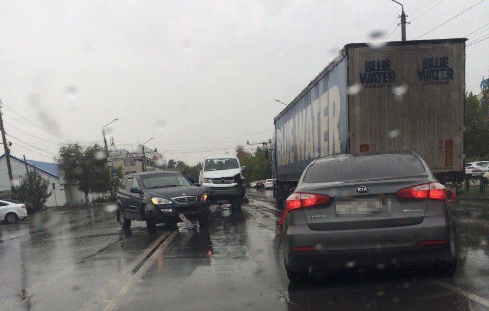 Астраханские автолюбители наблюдают за «проклятым Volkswagen»