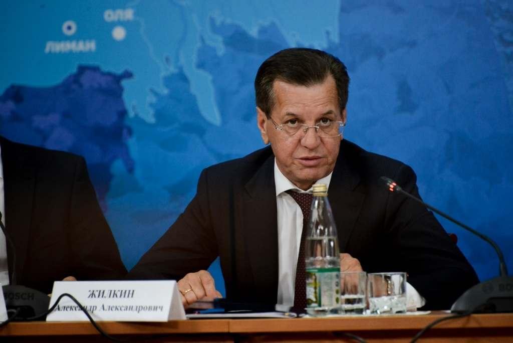 Александр Жилкин рассказал Медведеву о «существенном импульсе от санкций»