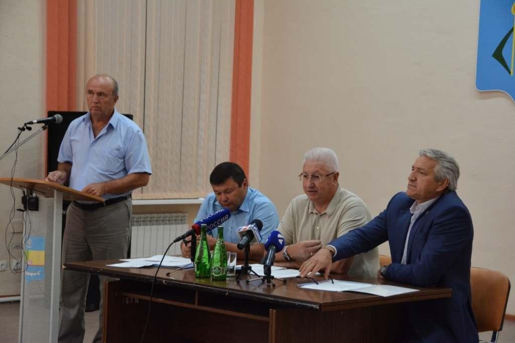 В Астрахани задержали замминистра сельского хозяйства