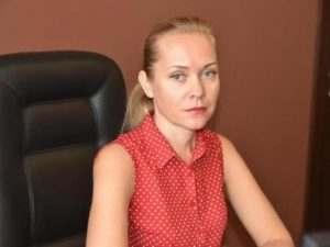 За экономику в Астрахани теперь отвечает Любовь Плющенко