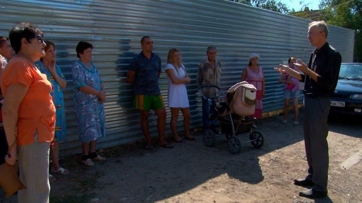 Олег Шеин: Жители аварийных домов должны быть расселены