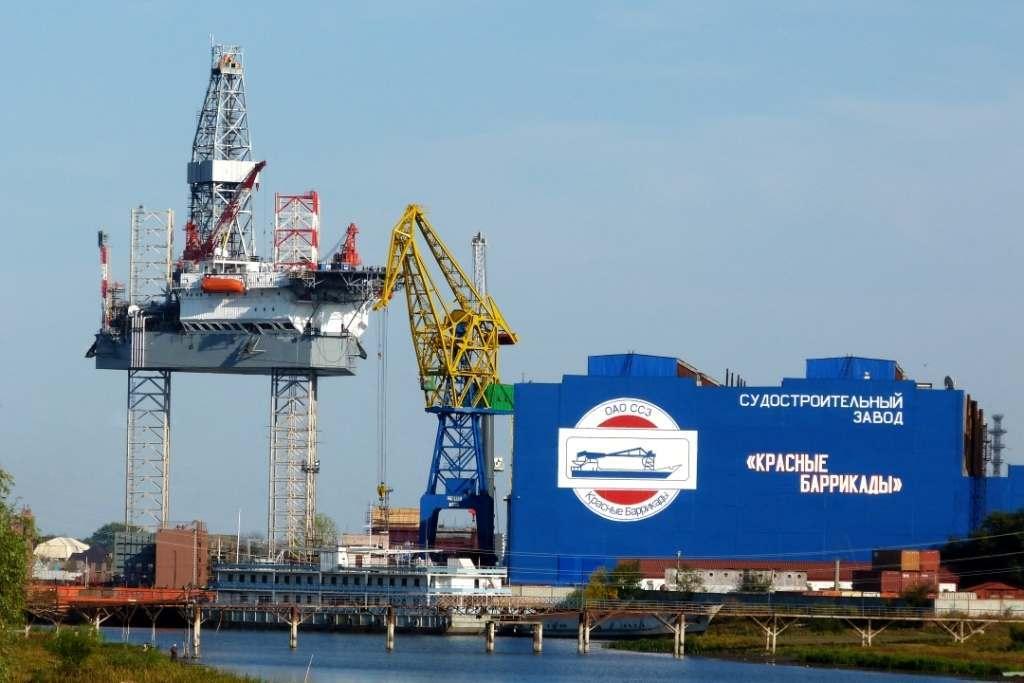 Заводу «Красные Баррикады» помогут возобновить работу