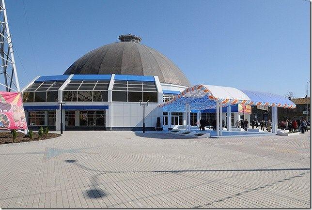 Астраханский цирк обокрали на полмиллиона