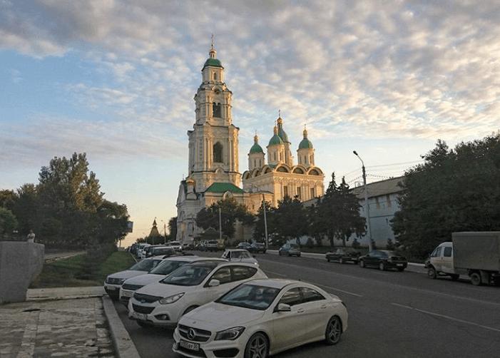 Астрахань вошла в топ-15 популярных исторических городов
