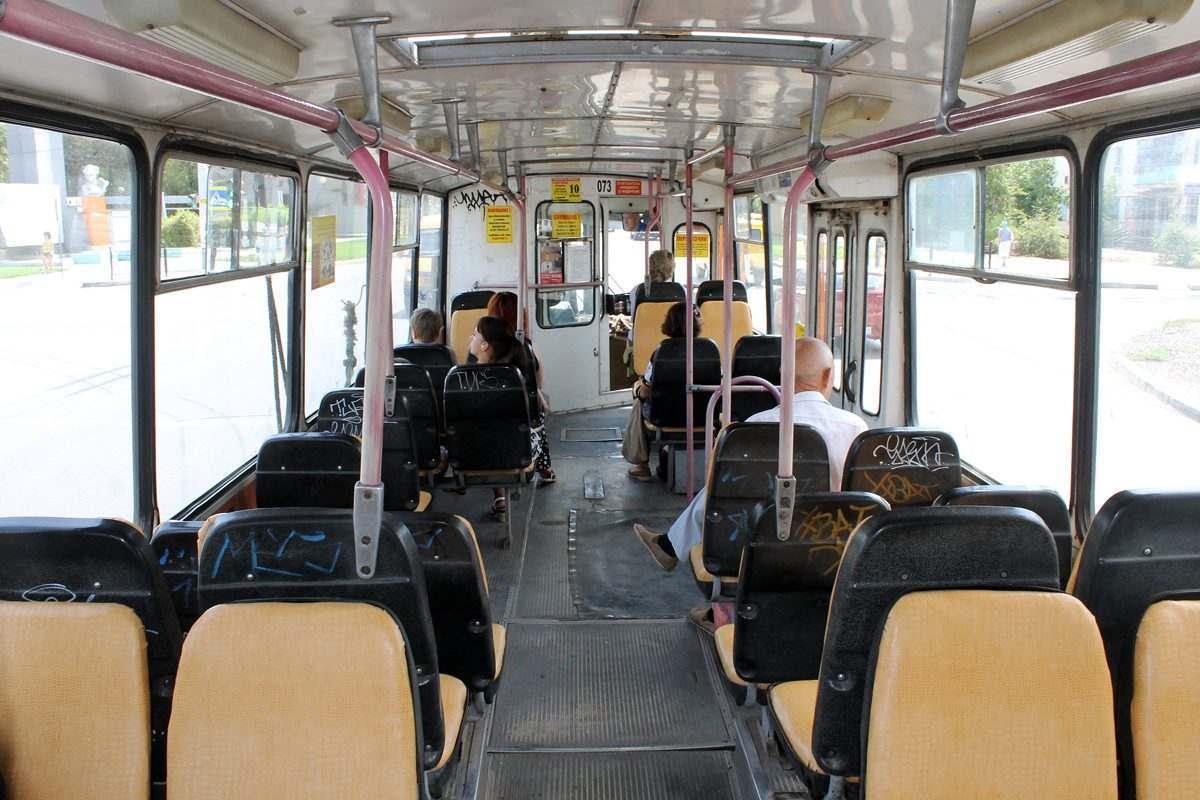 Куда катится астраханский троллейбус?