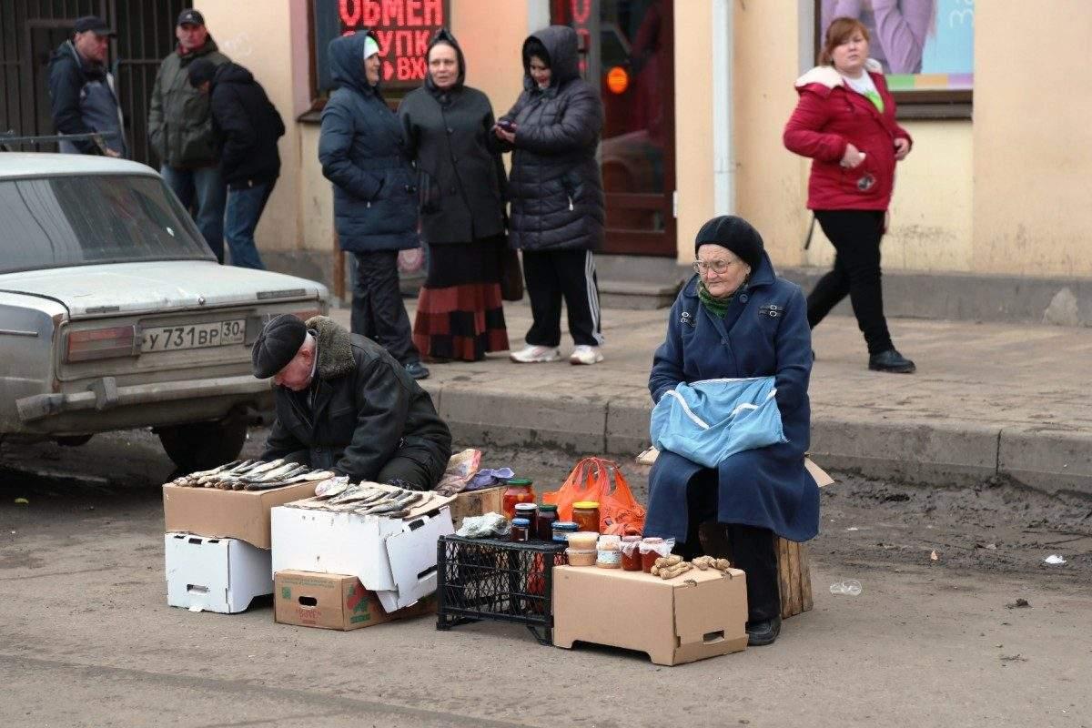 Уровень жизни в Астраханской области продолжает падать