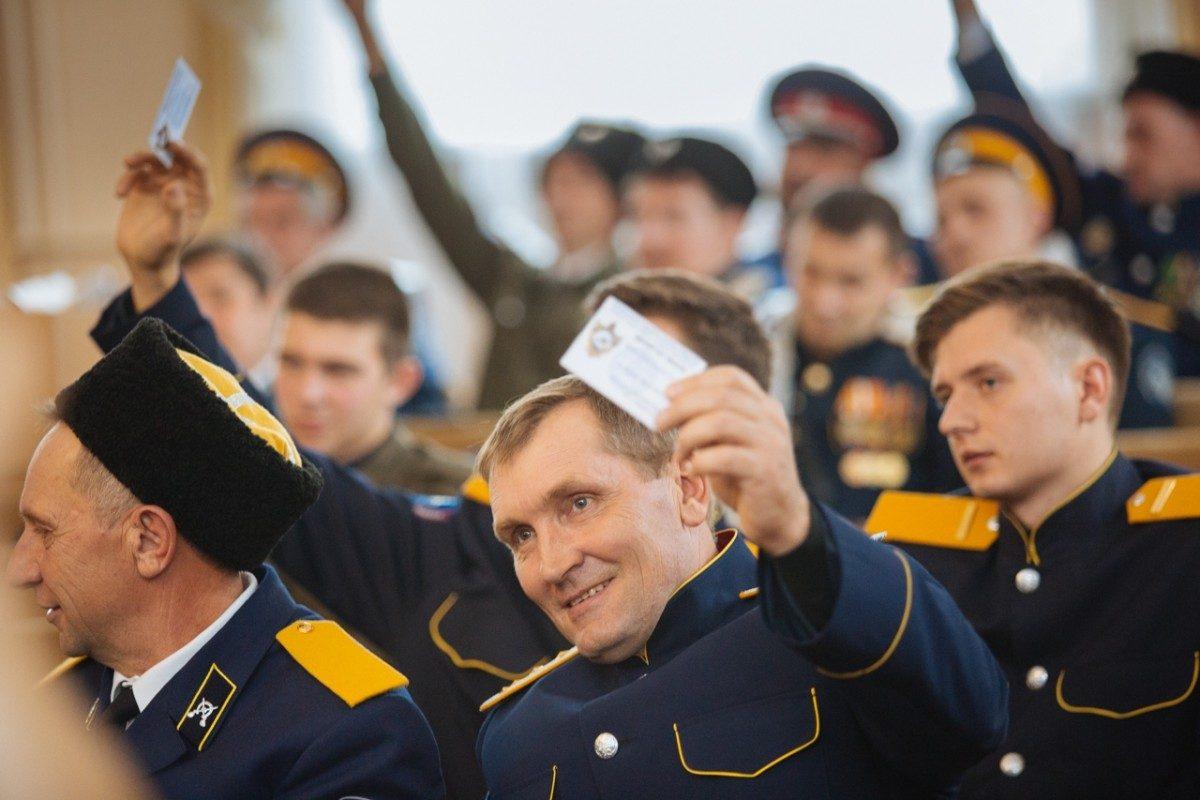 Астраханские казаки озабочены деятельностью своих клонов