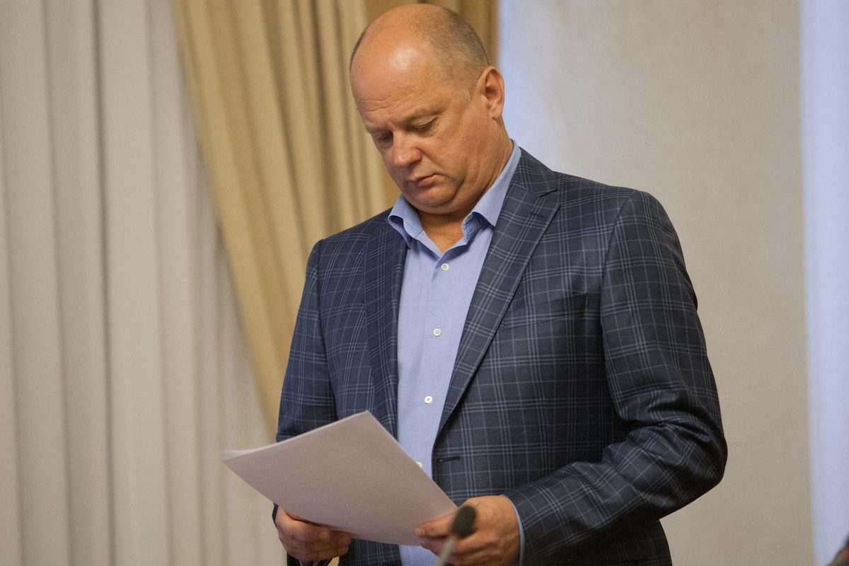 Олег Полумордвинов вступил в «Единую Россию»