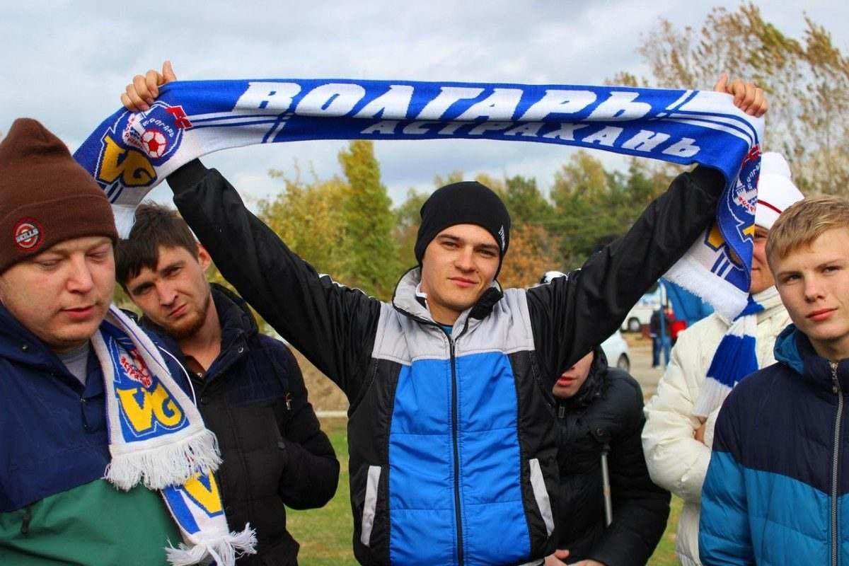 Астраханский «Волгарь» может получить 200 млн рублей от «Газпрома»