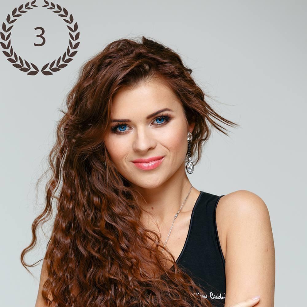 Астраханка Дина Ширяева победила в интернет-голосовании Mrs. Russia World 2016