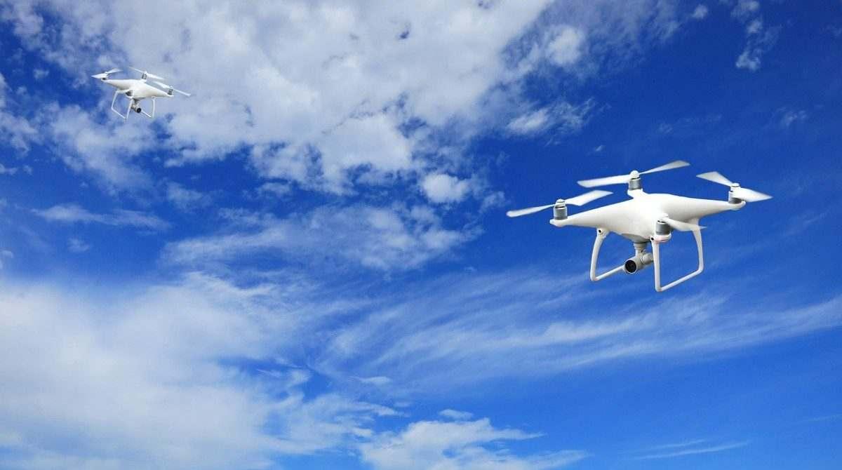 Следить за урожаем в Астраханской области будут дроны