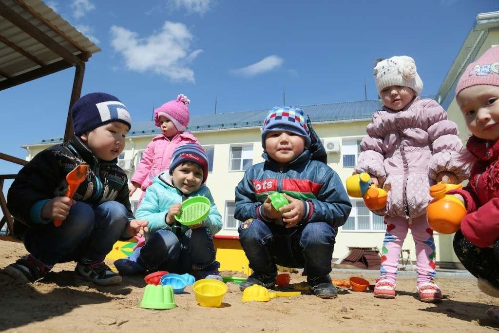 Правительство Астраханской области отменило компенсацию платы за детские сады