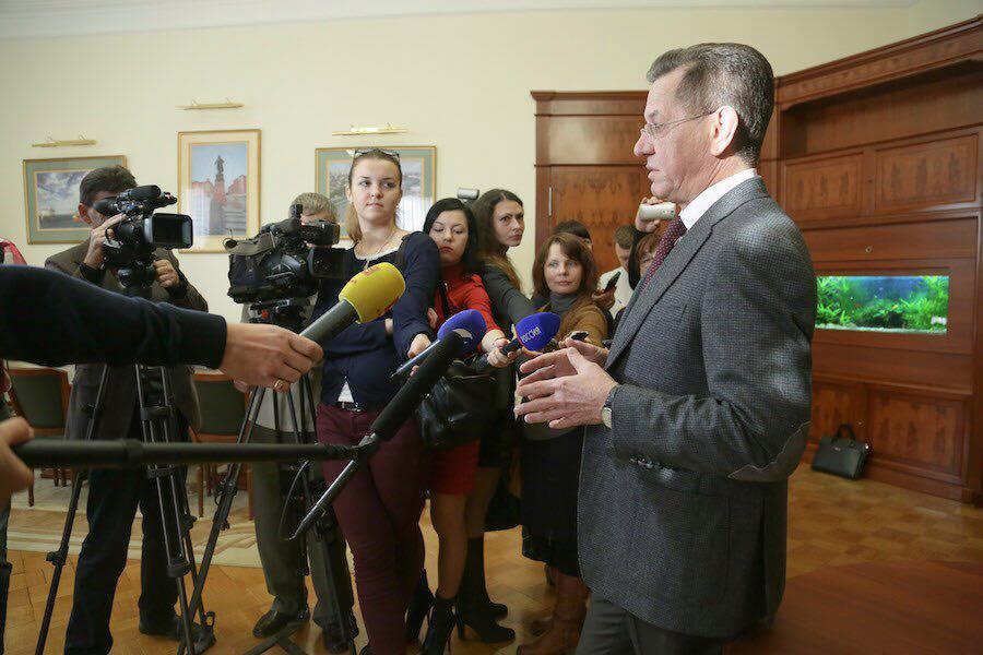 Правительство России поддержит Астраханскую область