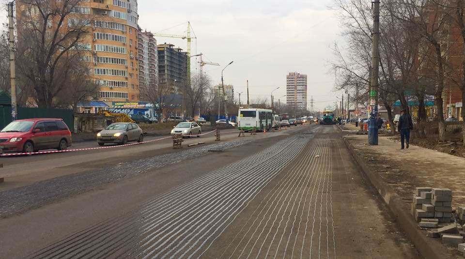 Расширение улицы Софьи Перовской подходит к завершению