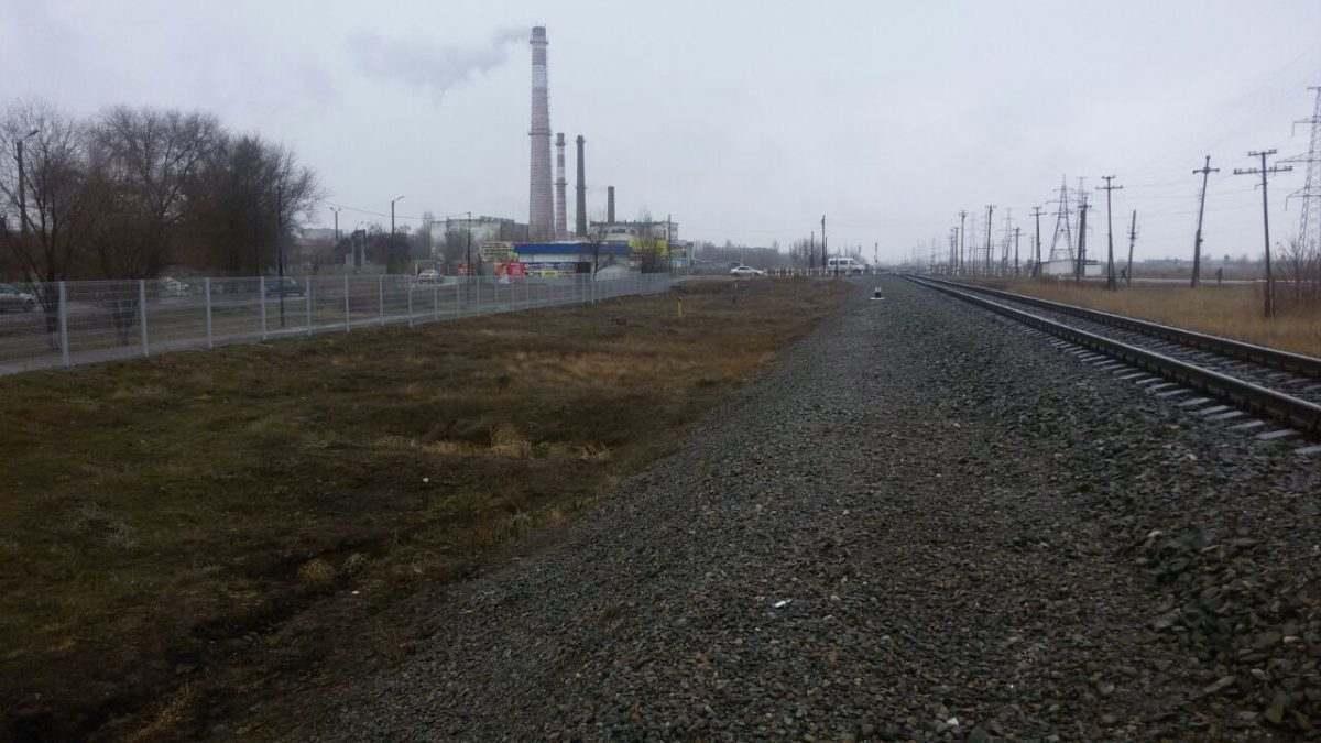 Железную дорогу в Ахтубинске сделали безопаснее