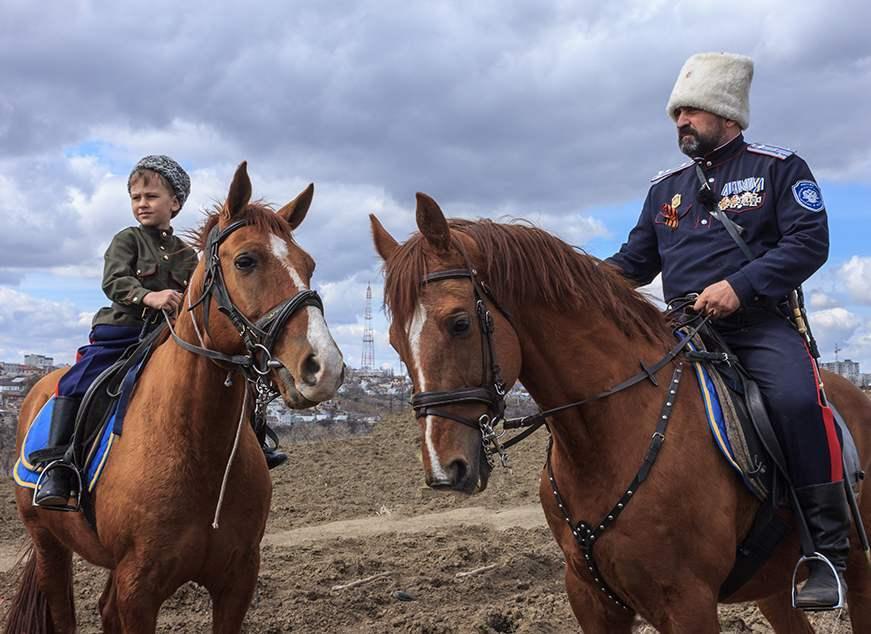Астраханский казак-фермер «эффективно освоил» 5 млн рублей на бумаге