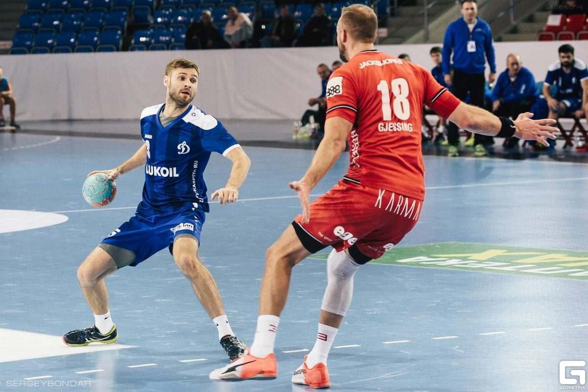 Астраханскому «Динамо» не хватило удачи в Дании
