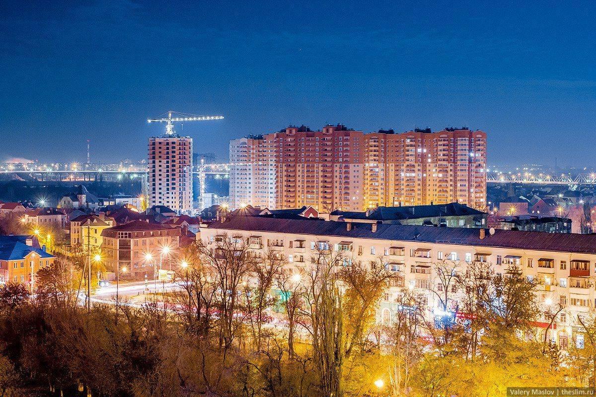 В центре Астрахани не будет высотных зданий