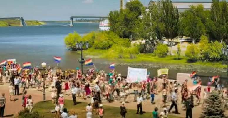 Администрация Астрахани запретила гей-парад
