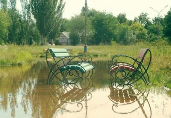 В Астрахани не хватает парков отдыха