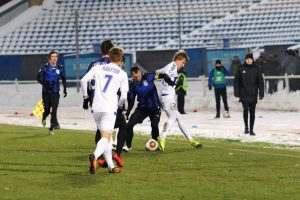 Астраханский «Волгарь» поделился планами на зиму
