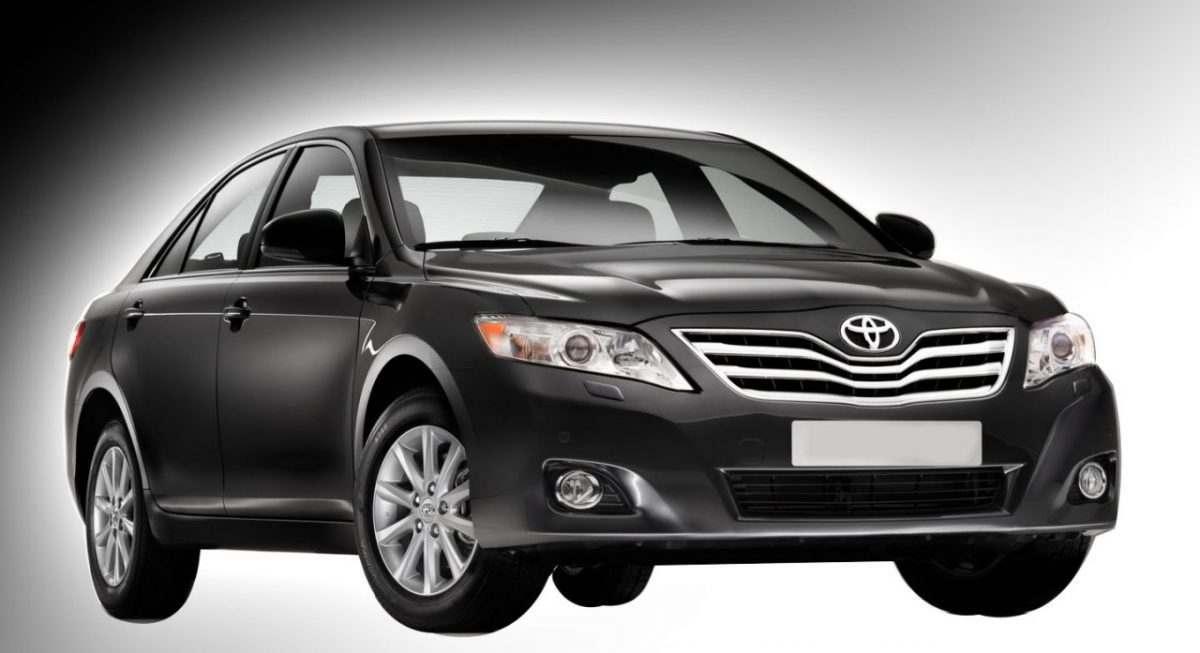 Астраханским чиновникам не дали купить Toyota Camry