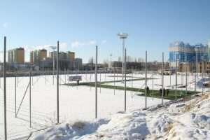 Академию футбола в Астрахани откроют уже весной