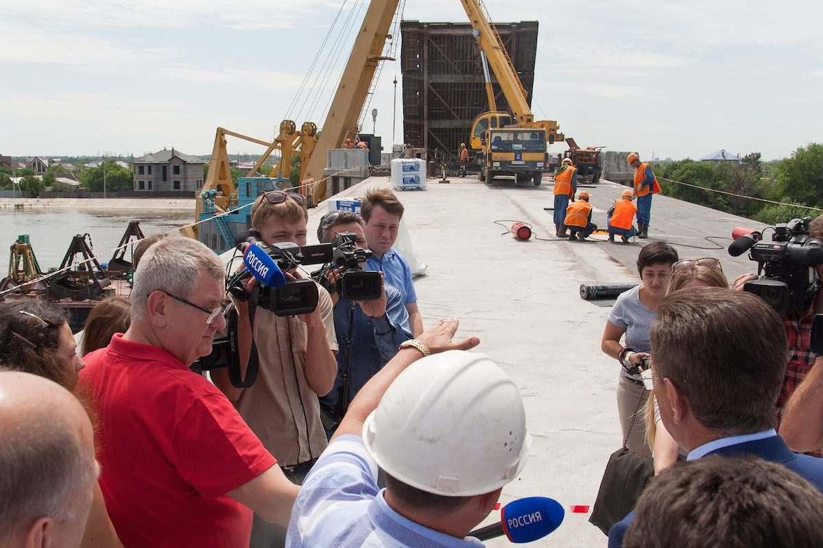 На ремонт Кирикилинского моста нужно еще 240 миллионов