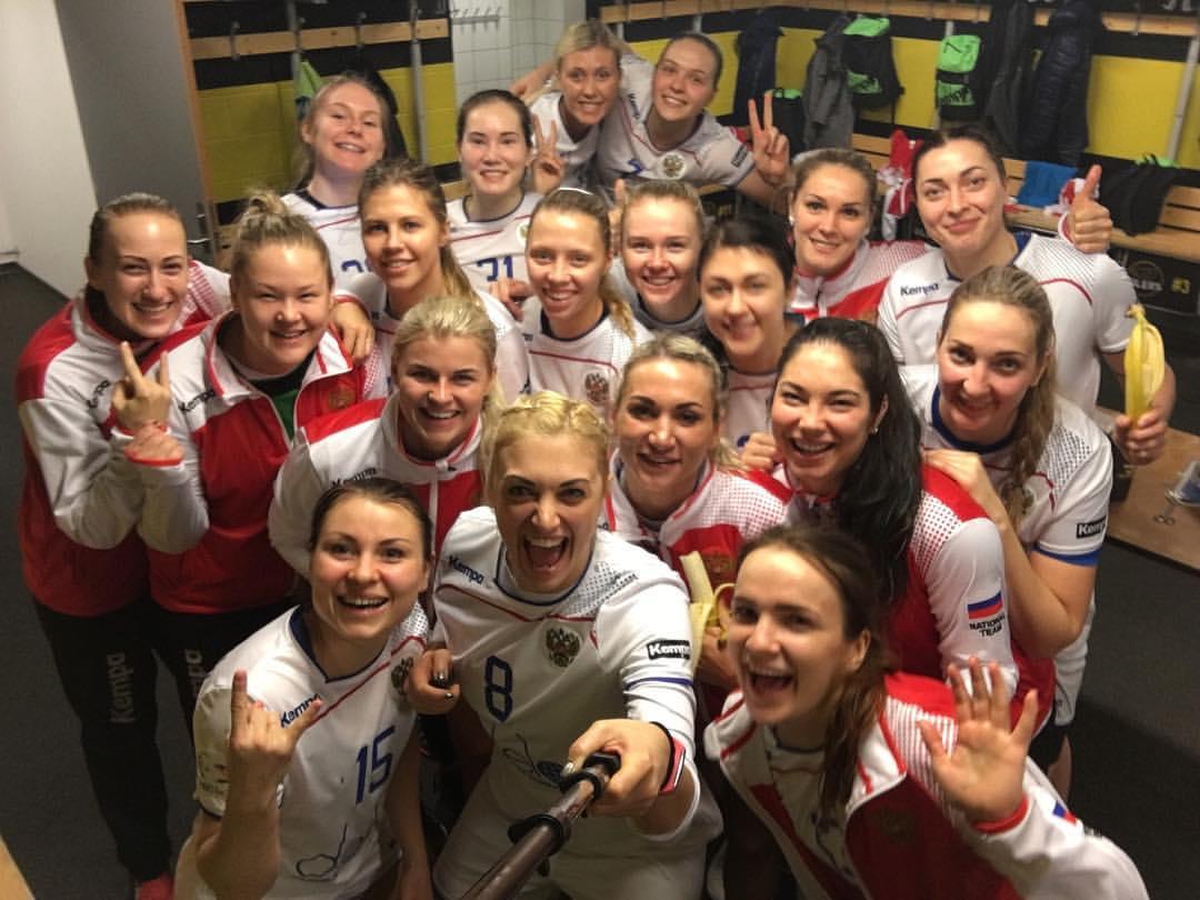 «Астраханочки» в составе национальной команды сыграют против Норвегии
