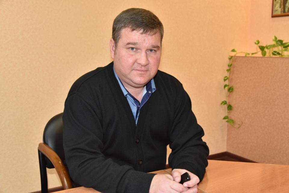 В Астрахани новый руководитель управления по коммунальному хозяйству