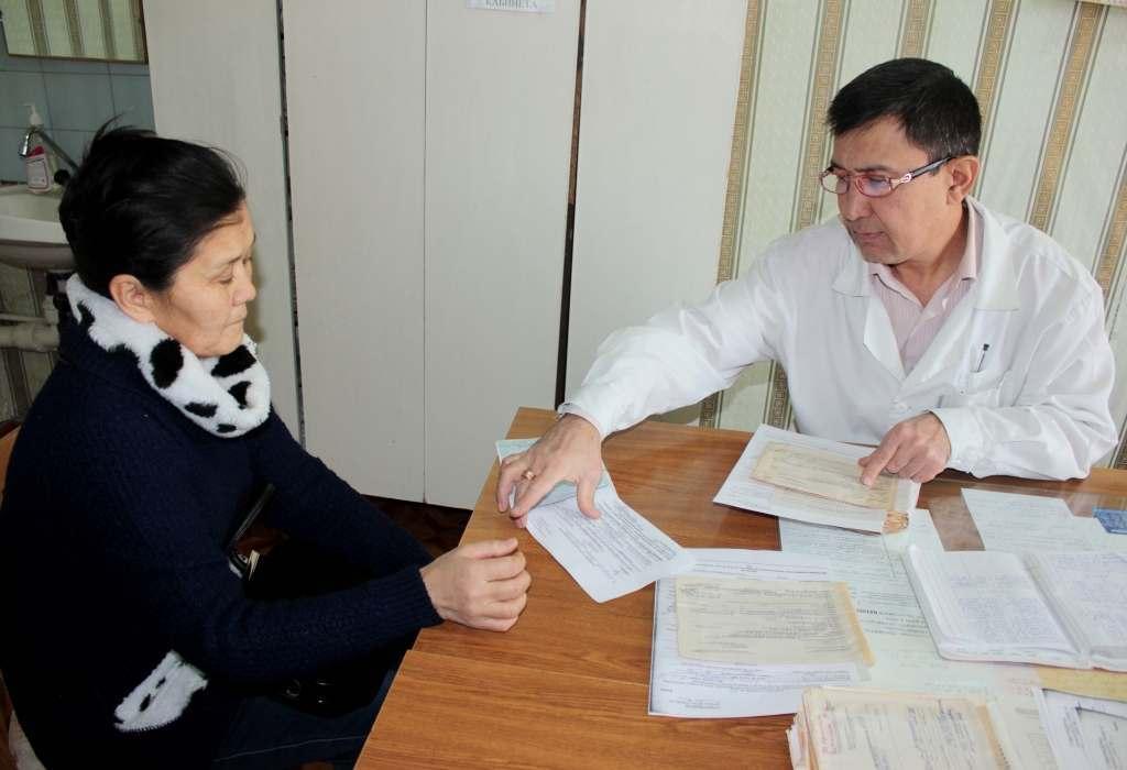 В Астраханской области не хватает врачей