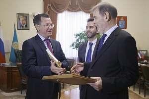 В Астраханскую область могут прийти норвежские компании