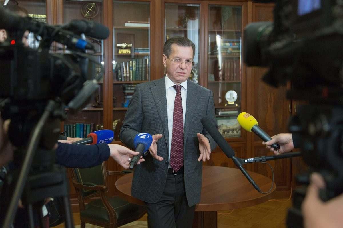 Александр Жилкин нашел «понимание» в Москве