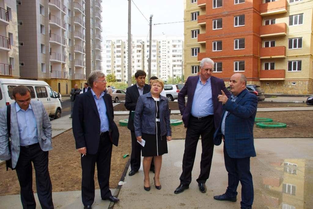 Вице-премьер отчитала представителей Астраханской области