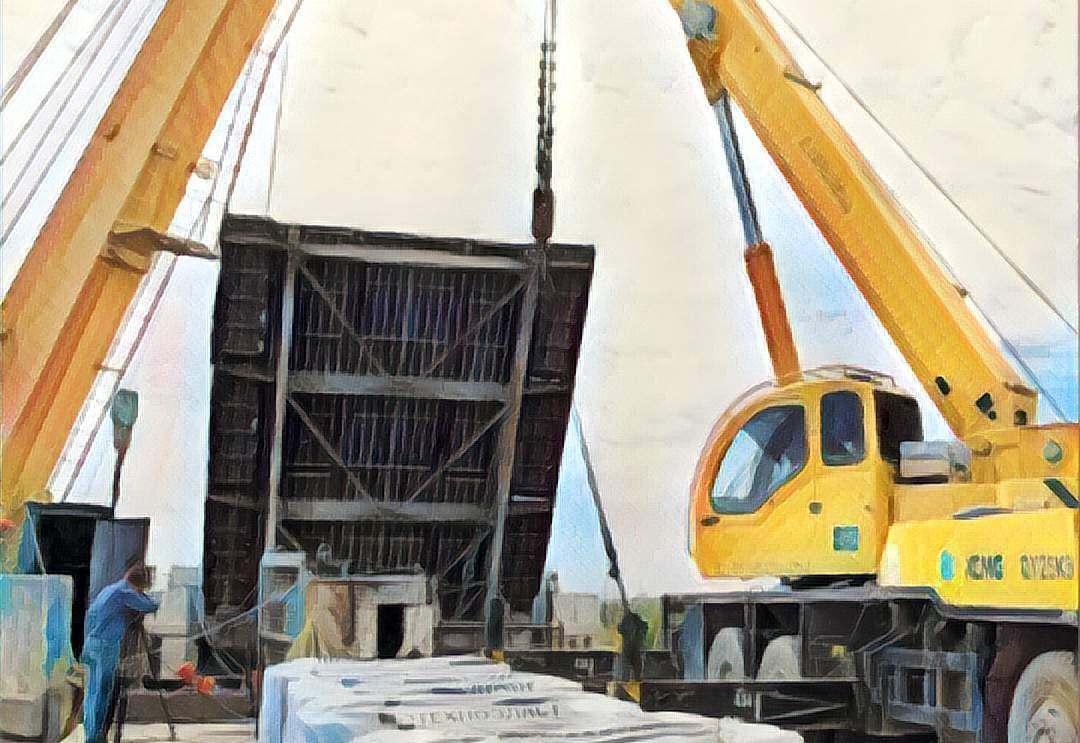 Кирикилинский мост готов на 80%
