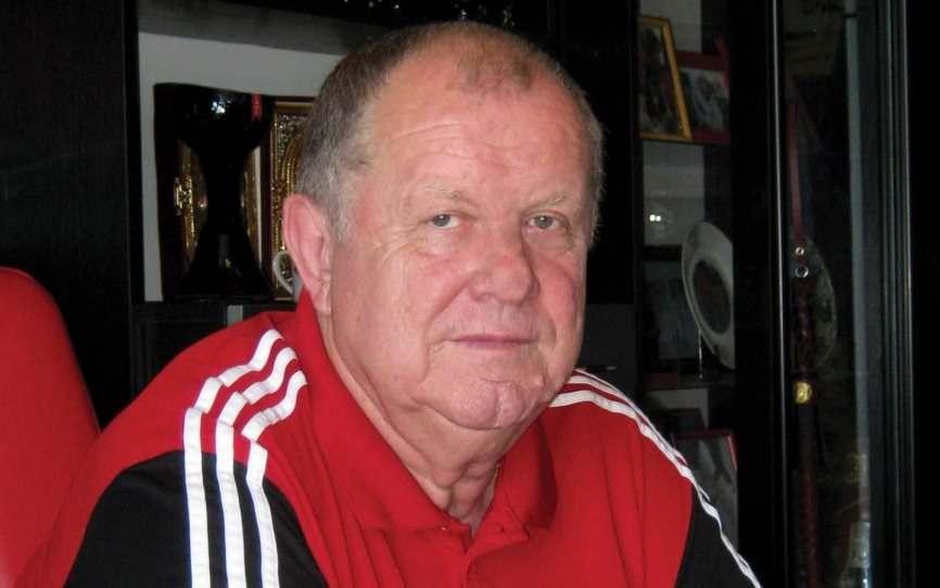 Умер легендарный тренер «Судостроителя» Александр Колосов