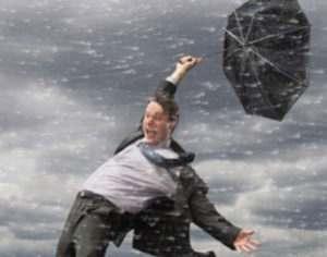 Астраханцам вновь обещают ливни, град и шквалистый ветер
