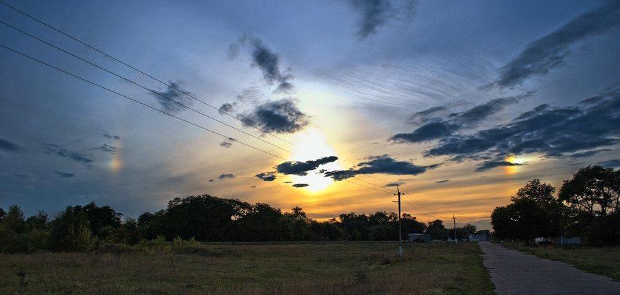 Ученые объяснили феномен «отворившегося неба» над Астраханью
