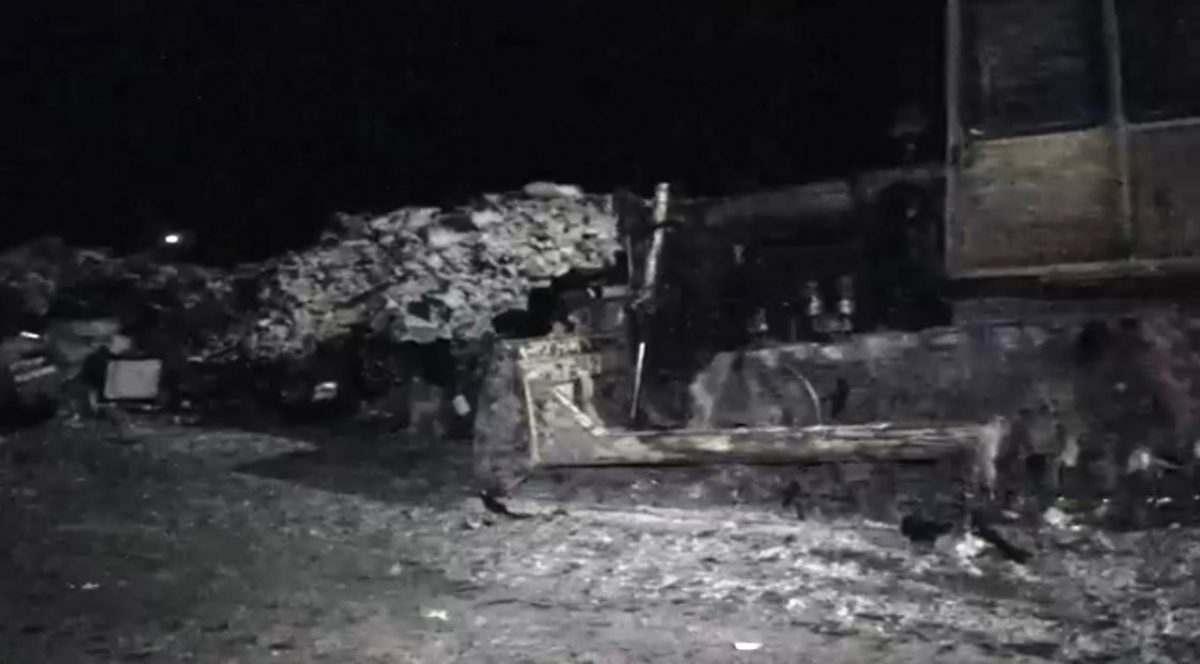 Под Астраханью уничтожили еще более полутора тонн продуктов