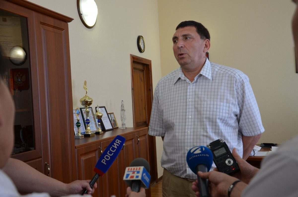 За «мусорными войнами» в Астрахани могут стоять люди Виктора Яковлева
