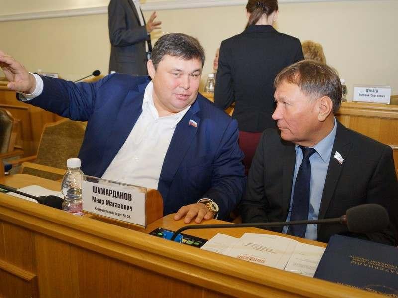 Парламентарии юга России поддержали предложения астраханских депутатов