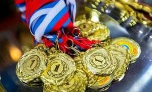 Астраханские спортсмены за 2016 год завоевали почти 600 медалей