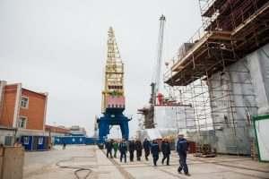Астраханские судостроительные заводы поставили на паузу все свои проекты