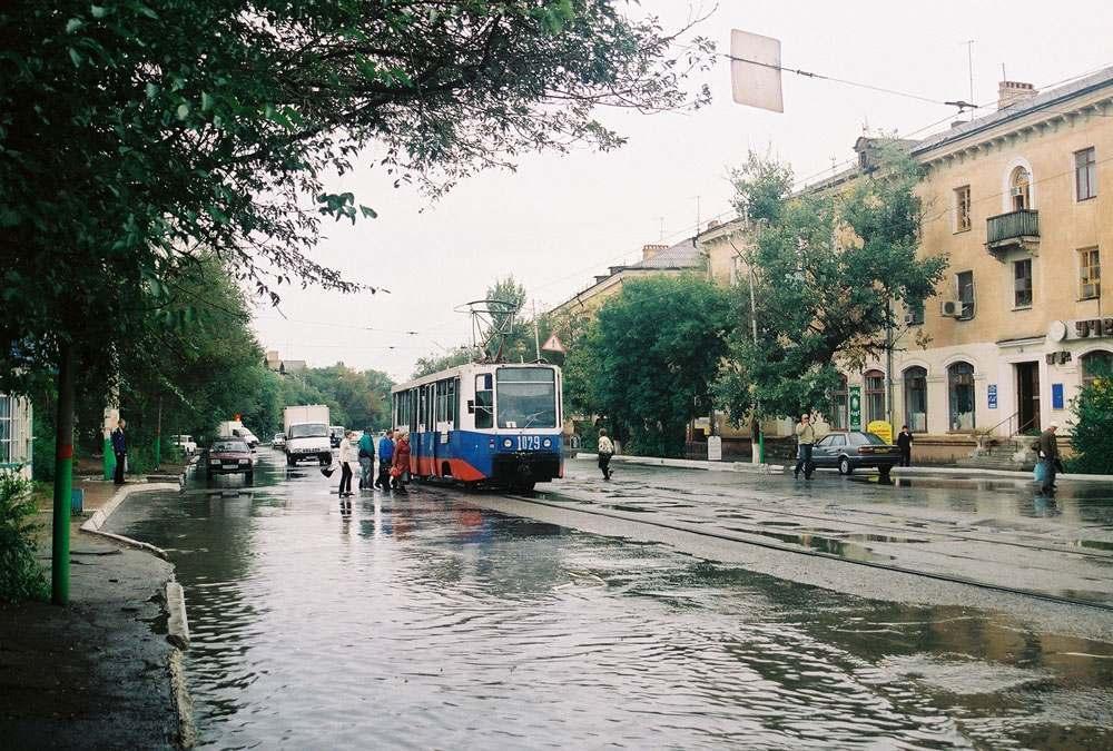 По следам астраханского трамвая. Часть 1