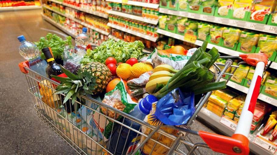 Цены на продукты в Астрахани не изменились с декабря 2016