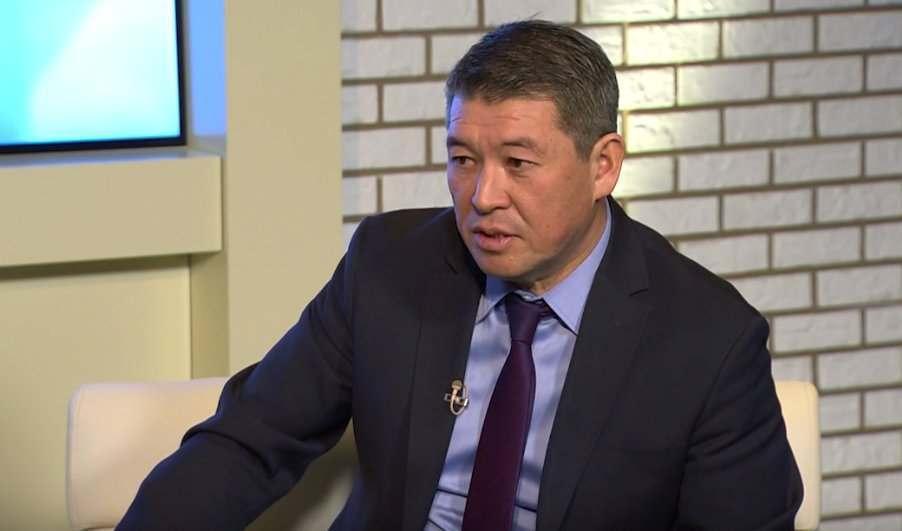 Канат Шантимиров рассказал, чем занимается администрация губернатора