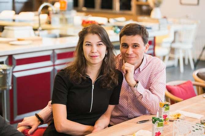 Астраханской паре повезло в новогодние праздники