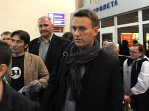 В Астрахань снова собирается приехать Навальный